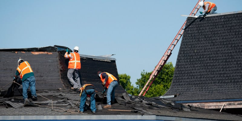 Roofing Contractors in Hickory, North Carolina