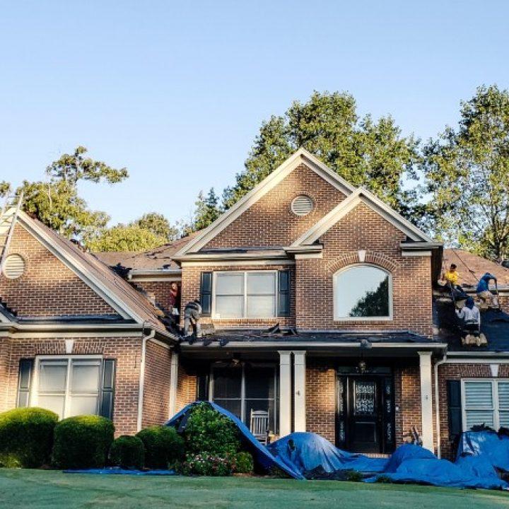 BRAJAR Roofing Company Hickory North Carolina